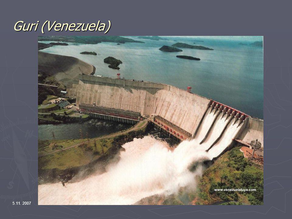 5.11. 2007 Guri (Venezuela)
