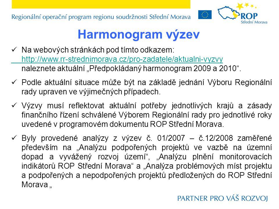 3.1 Integrovaný rozvoj cestovního ruchu – projekty naplňující IPRÚ Rožnovsko Finanční alokace pro výzvu: 76,8 mil.