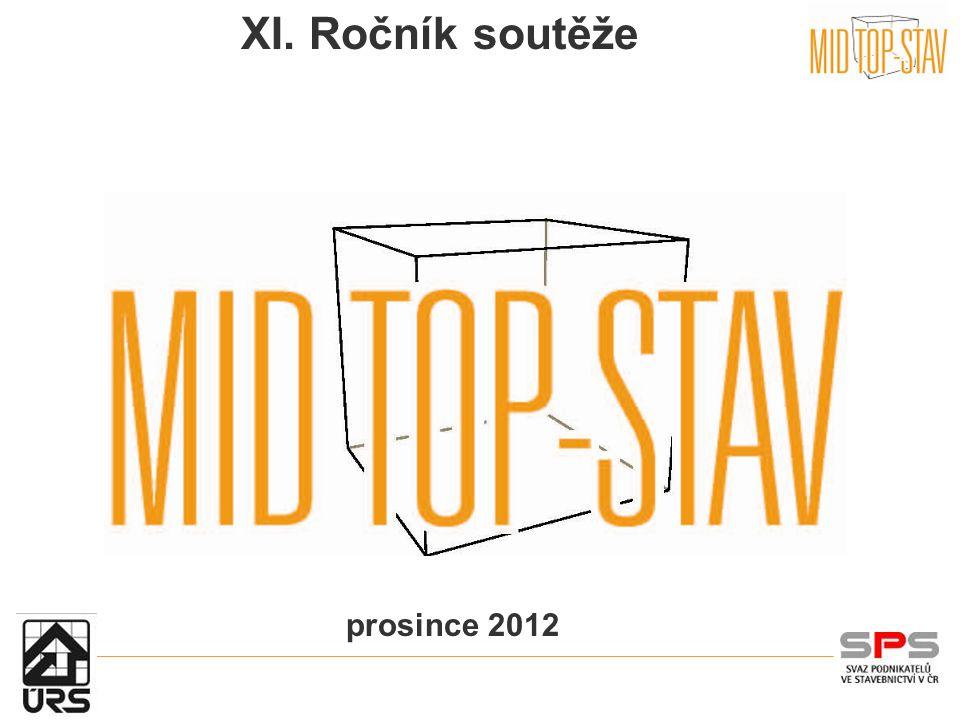 nejúspěšnější účastníci v XI. ročníku soutěže XI. Ročník soutěže prosince 2012