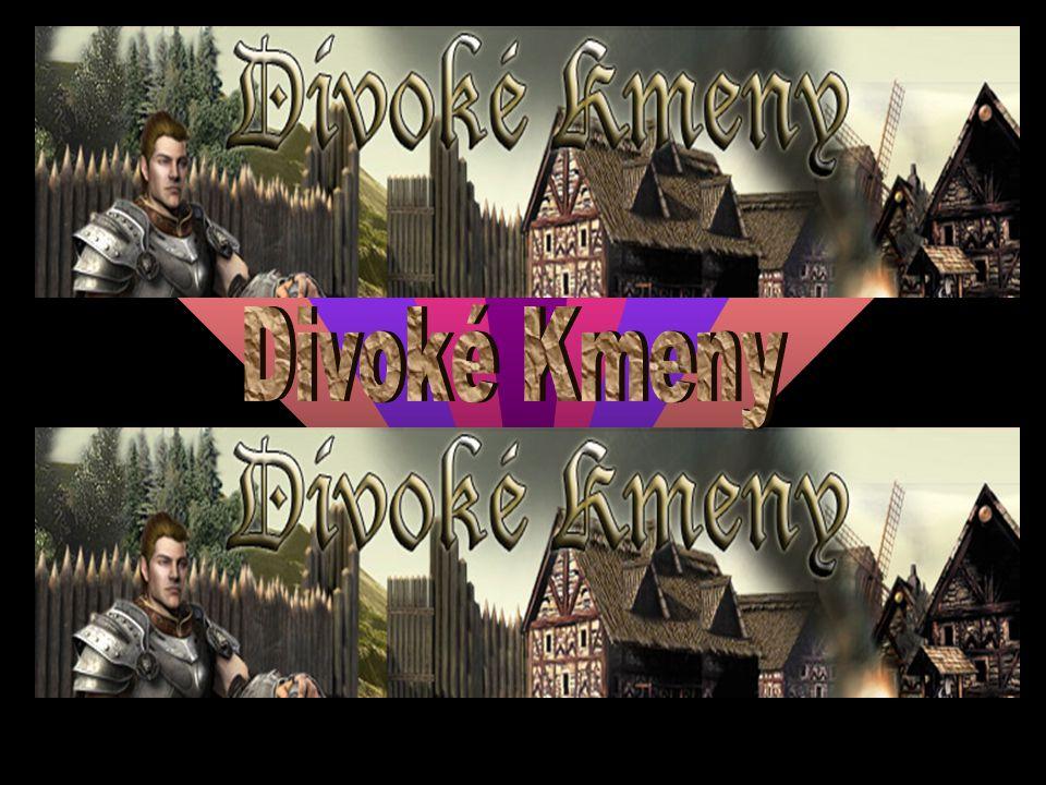 Divoké kmeny w Divoké Kmeny je browser hra, která se odehrává ve středověku.
