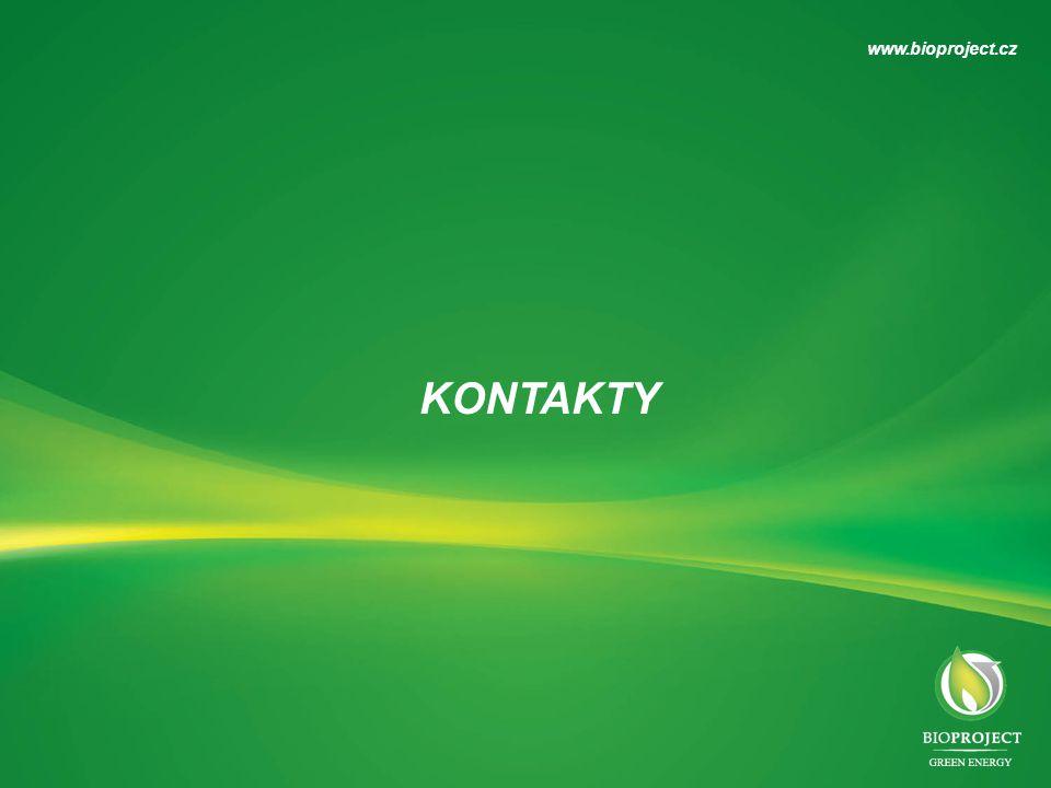 KONTAKTY www.bioproject.cz