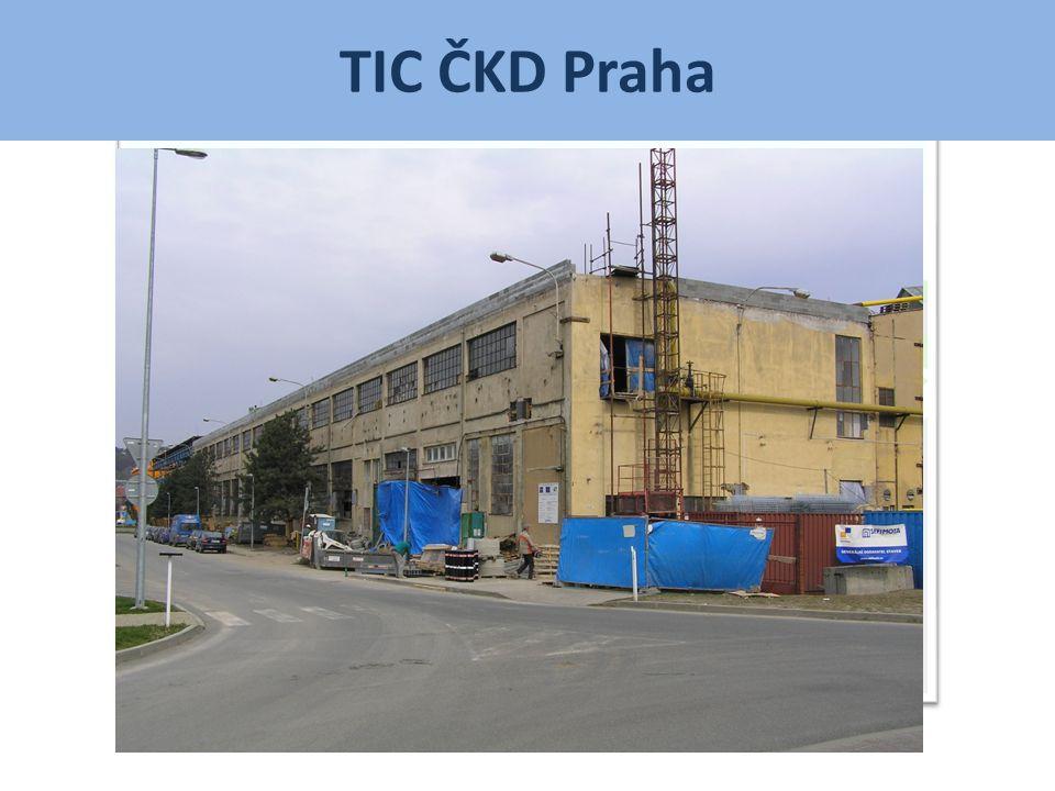 TIC ČKD Praha