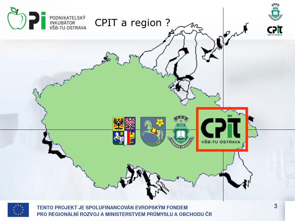 4 Jaká je struktura CPIT ?