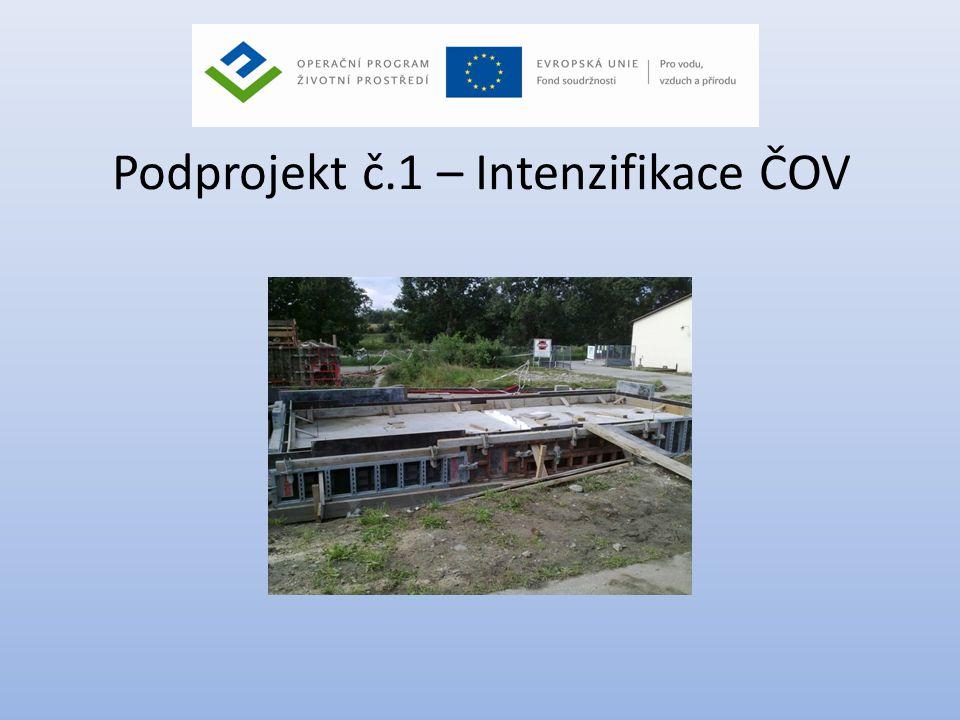 Podprojekt č.3 – kanalizace Dražejov • Slouží k odkanalizování území Pod Kuřidlem.