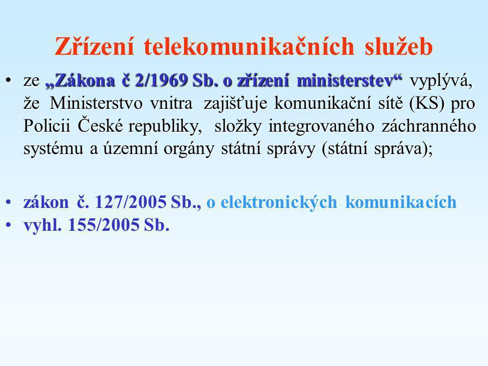 Zpracoval: Ing. Otakar Koucký Prostudovat postup při odcizení nebo ztrátě terminálu (Pegas2 str.121) DÚ: