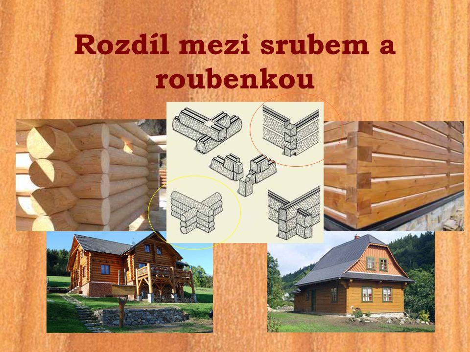 ŽIVOTNOST Životnost dřevostavby, která je dobře provedena a udržována, je takřka neskutečná.