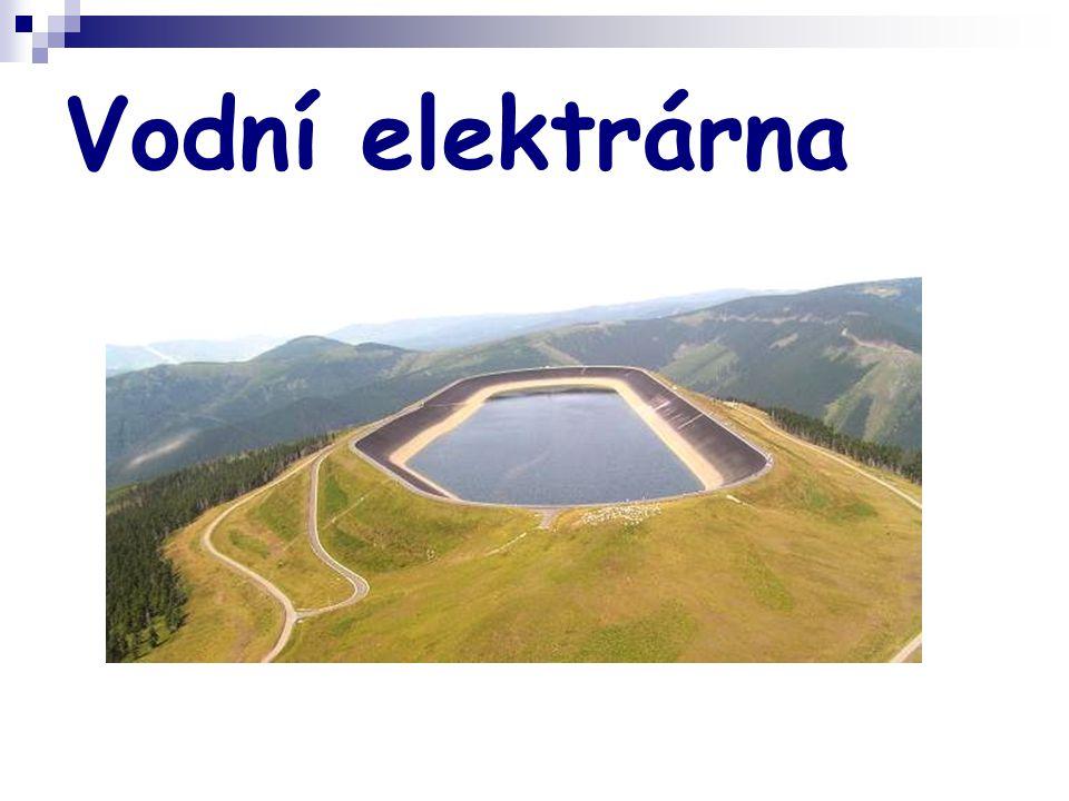 Vodní elektrárna