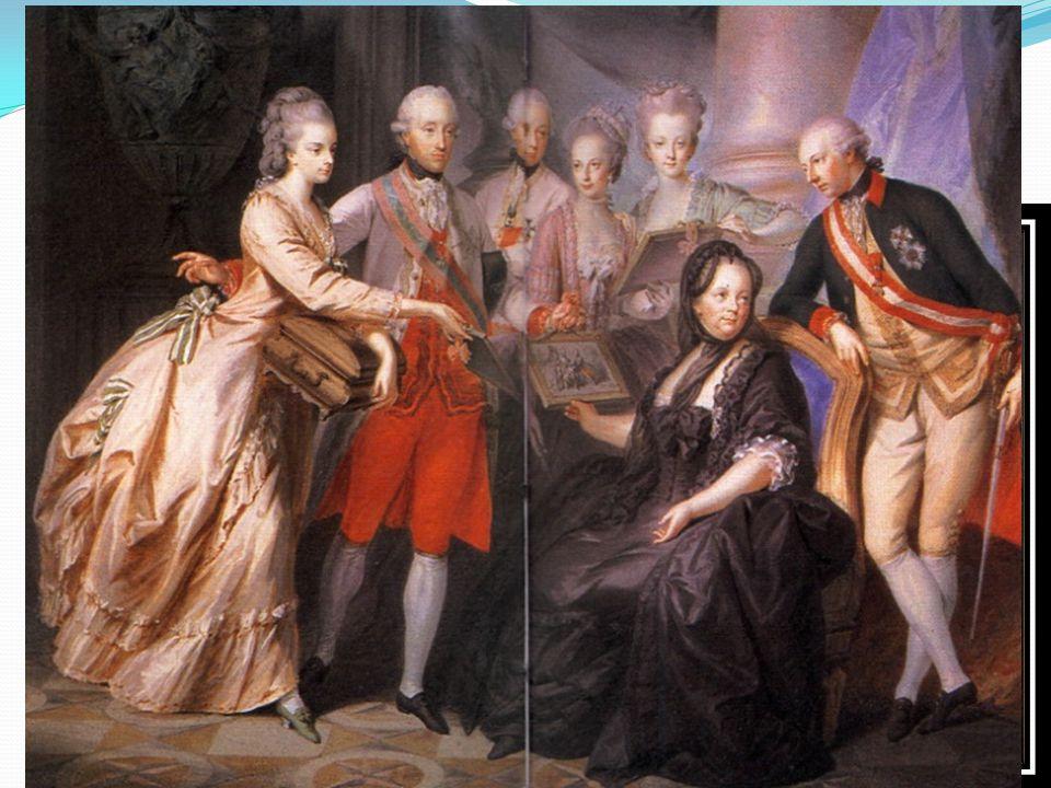 Manželství Marie a Františka bylo velmi šťastné a poté, co František zemřel, dala si ostříhat dlouhé vlasy, šperky a šaty rozdělila svým dcerám a na v