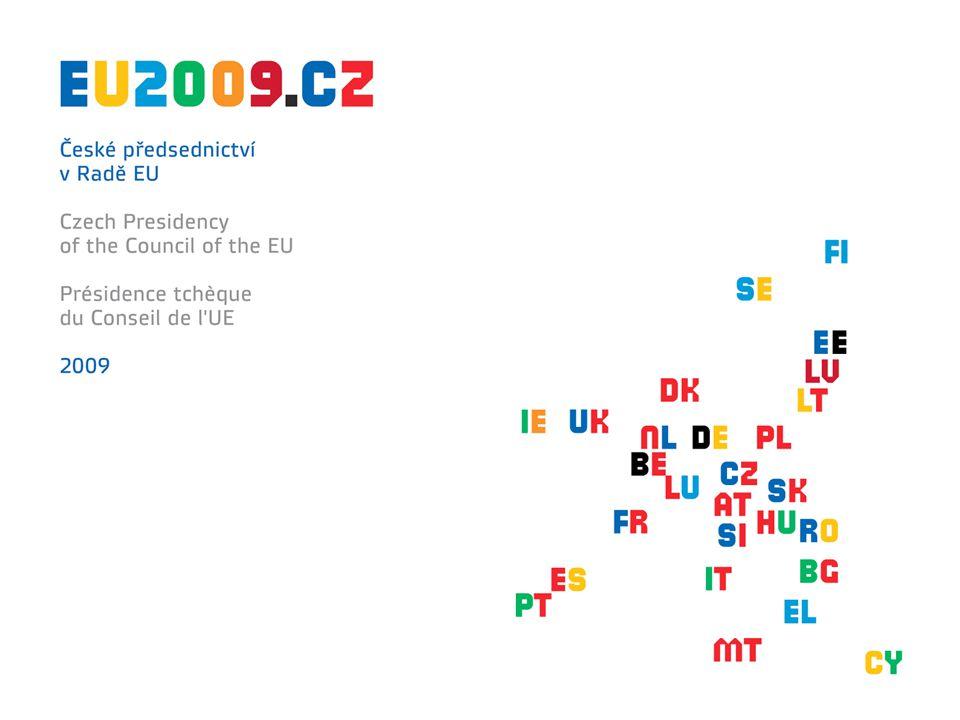 Pracovní program předsednictví ČR v Radě EU v oblasti energetiky Martin Říman Ministr průmyslu a obchodu ČR 26.