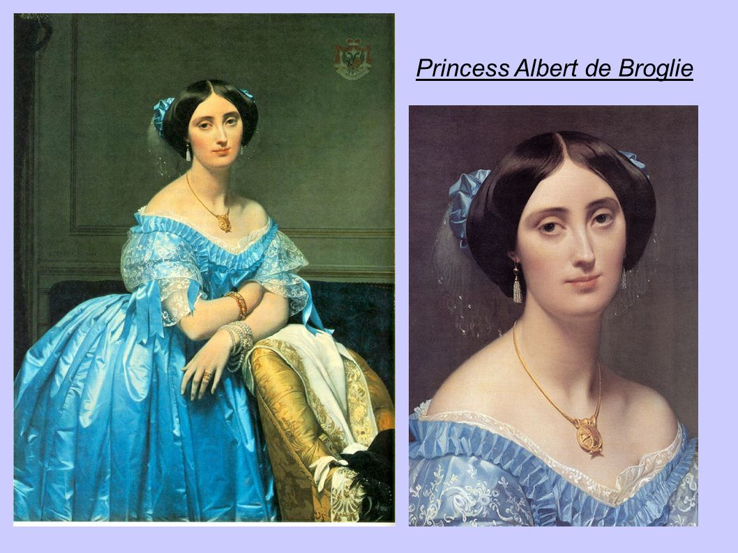 Princess Albert de Broglie