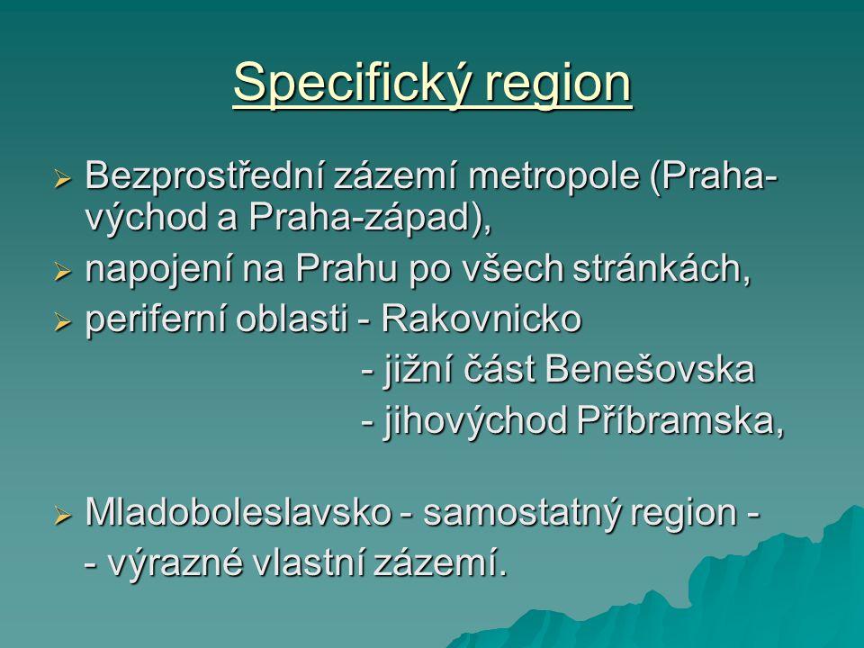Přírodní podmínky kraje  Málo členitý reliéf,  nadmořská výška se svažuje od jihu k severu,  nejvyšší bod - Tok …..