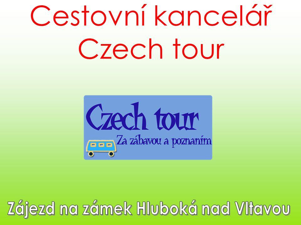 Cestovní kancelář Czech tour