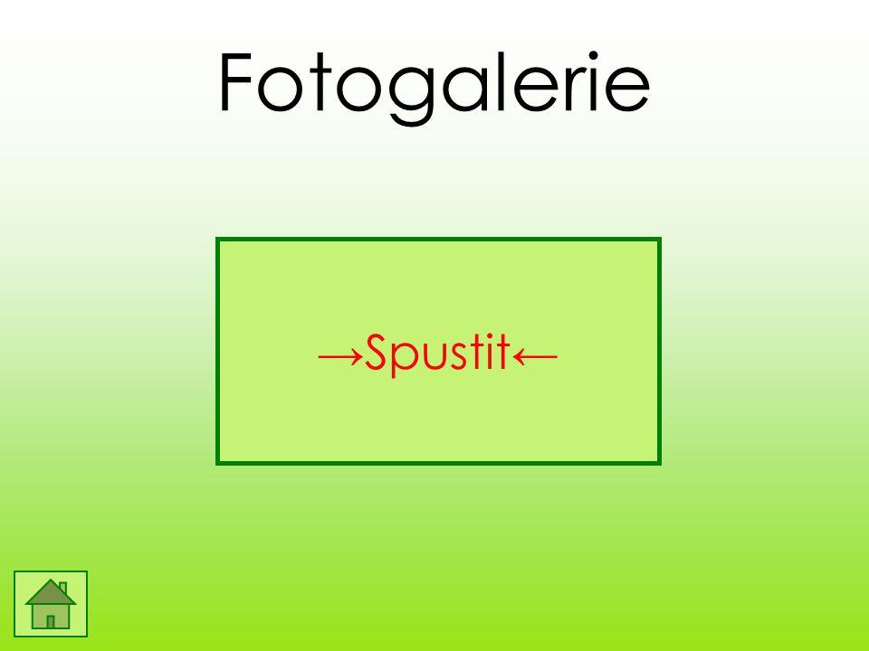 Fotogalerie →Spustit←