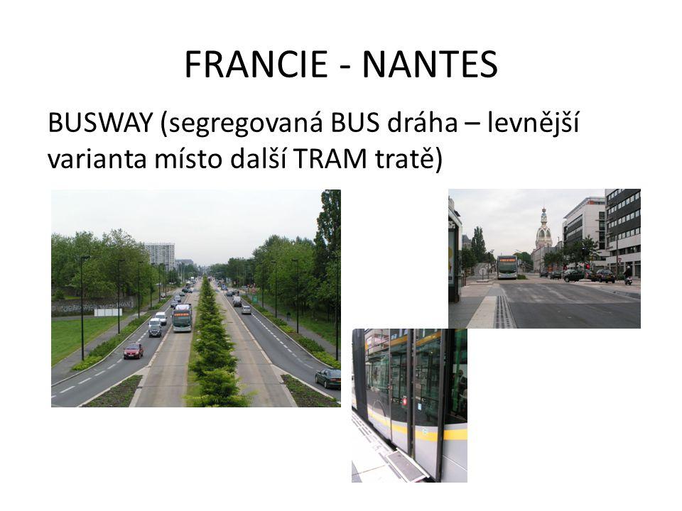 GB – MANCHESTER QUALITY BUS CORRIDOR, doplněk tramvaje