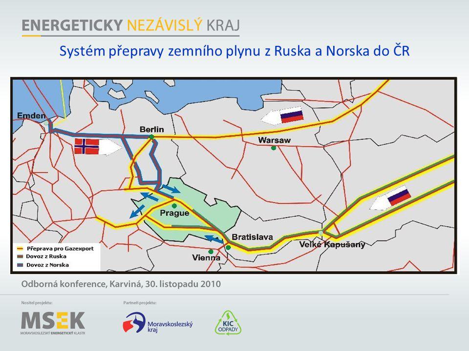 Podzemní zásobníky plynu RWE Gas Storage Pracovní objem Těžební výkon Vtláčecí výkon 2,4 mld.