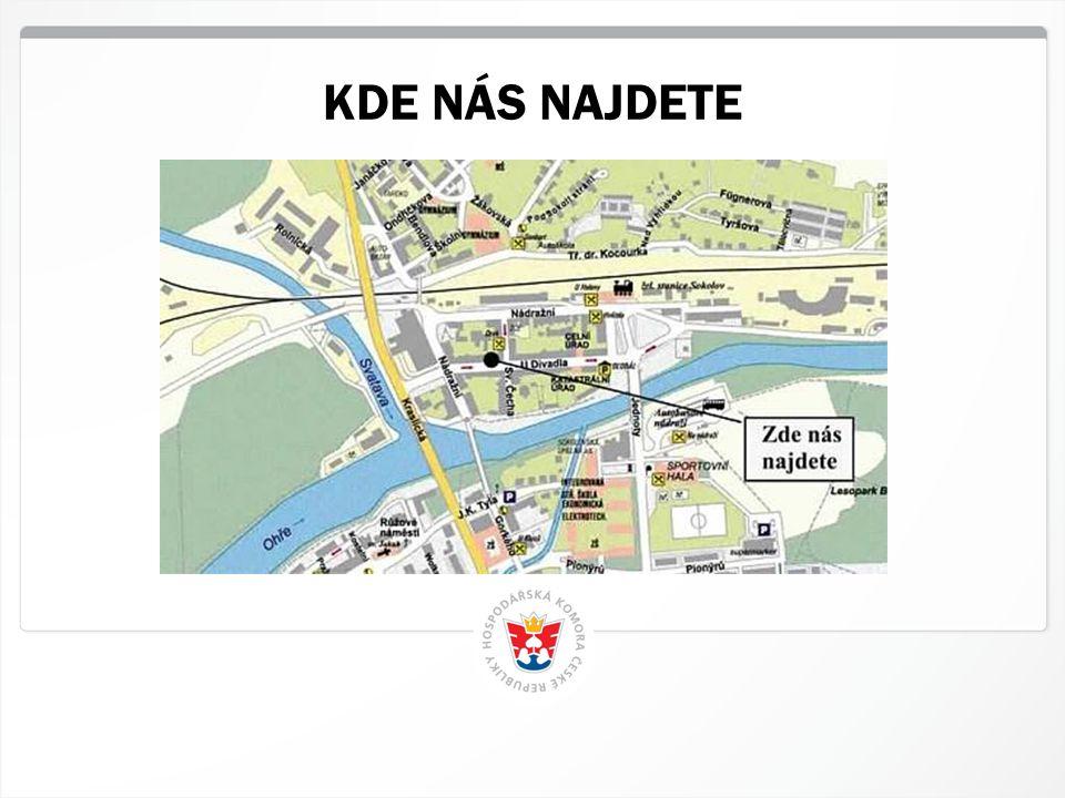 10 HK ČR, 1.7.2014 KDE NÁS NAJDETE