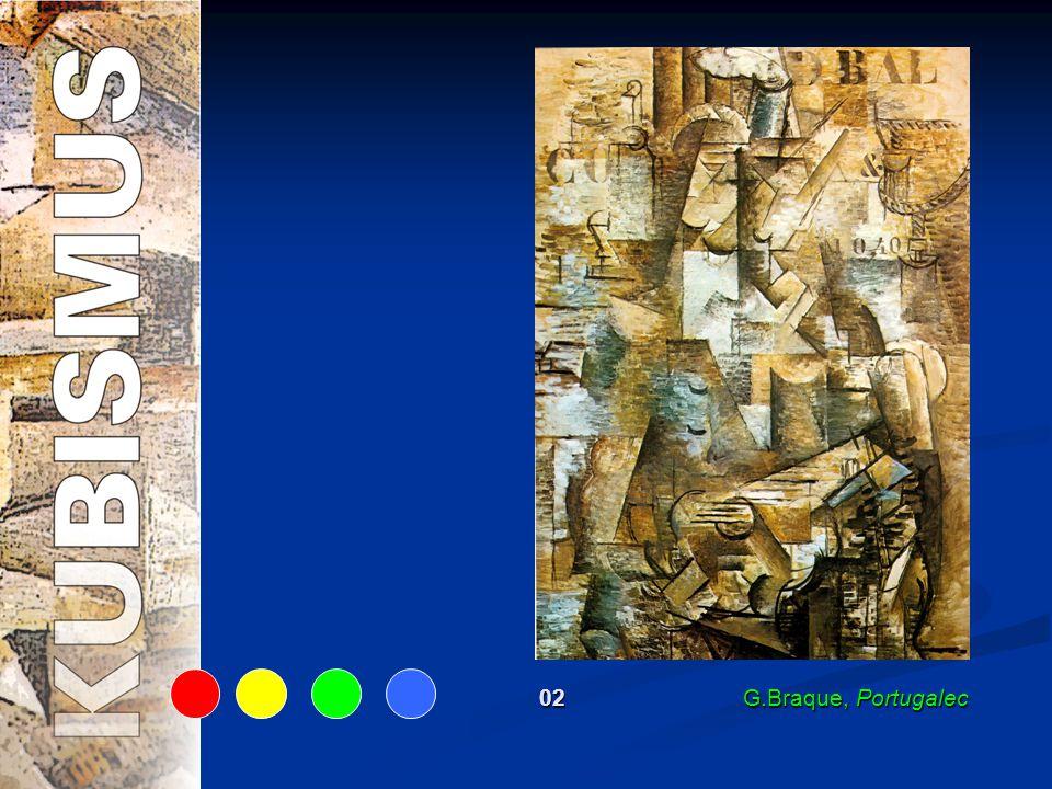 03 G.Braque, Kytara a klarinet