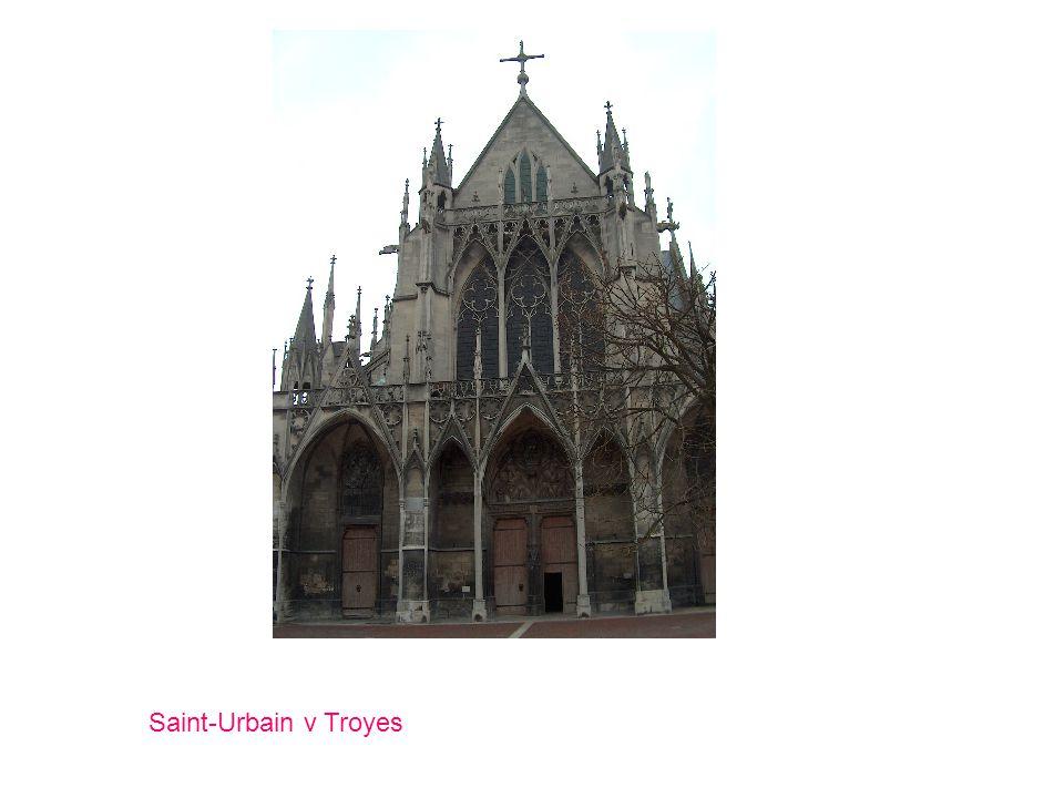 Saint-Urbain v Troyes