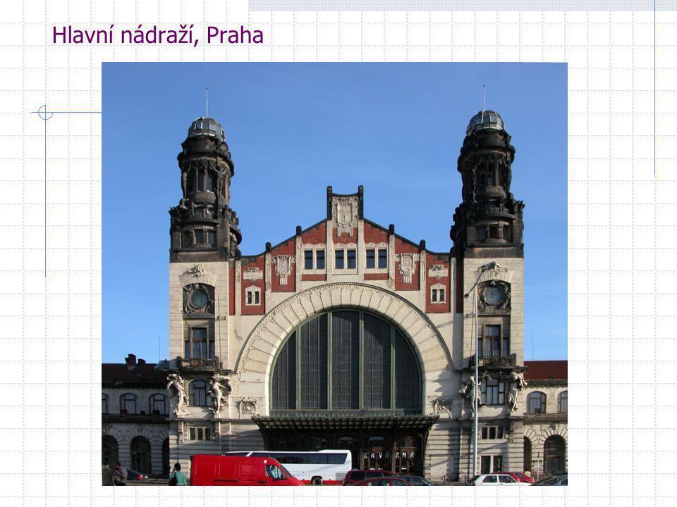 Hlavní nádraží, Praha