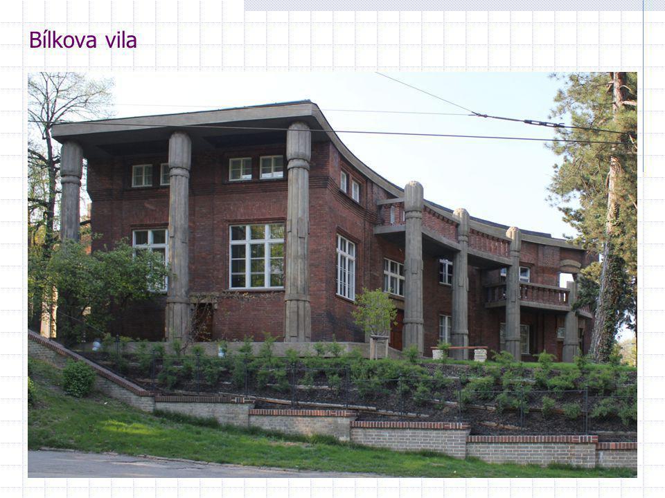 Bílkova vila