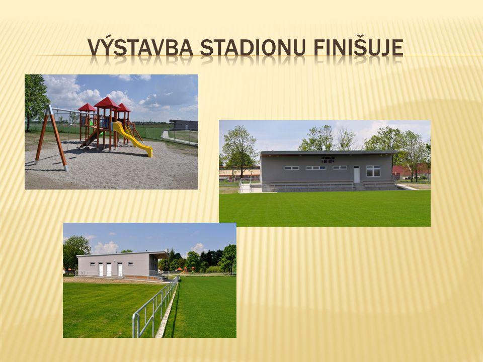  V sobotu 7.července 2012 se slavnostně otevřel nový sportovní areál v Temelíně.