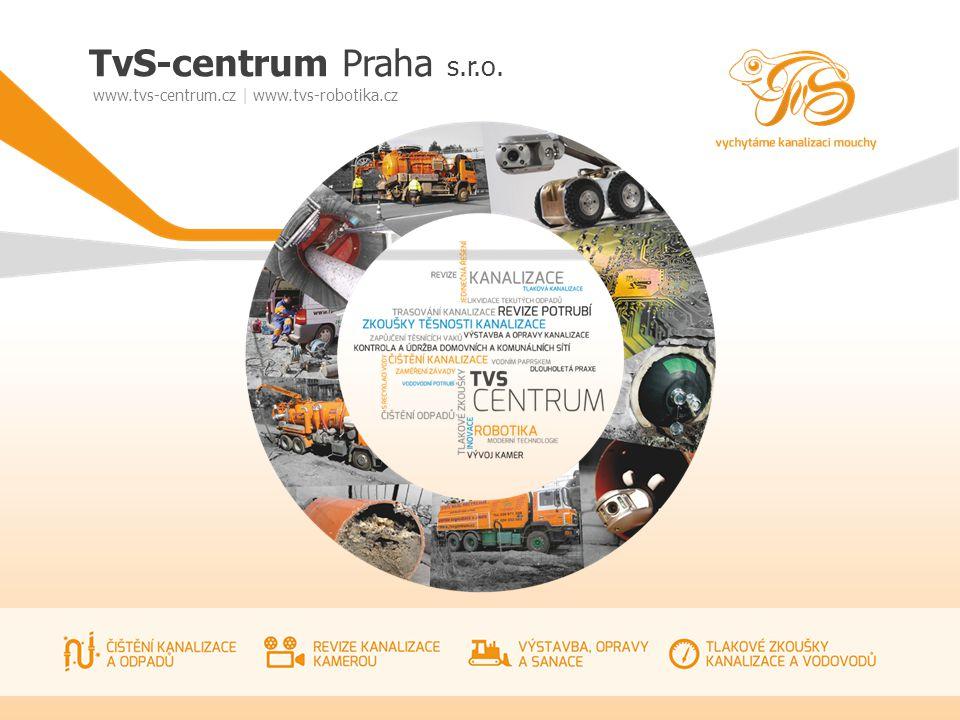 TvS-centrum Praha s.r.o. www.tvs-centrum.cz | www.tvs-robotika.cz