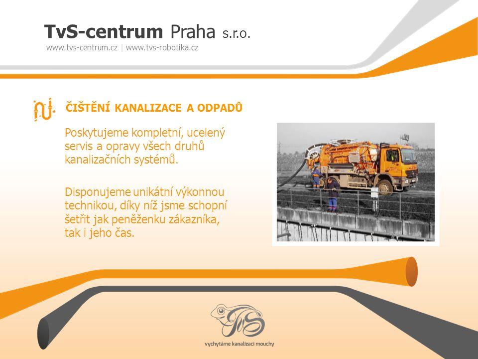 Poskytujeme kompletní, ucelený servis a opravy všech druhů kanalizačních systémů.