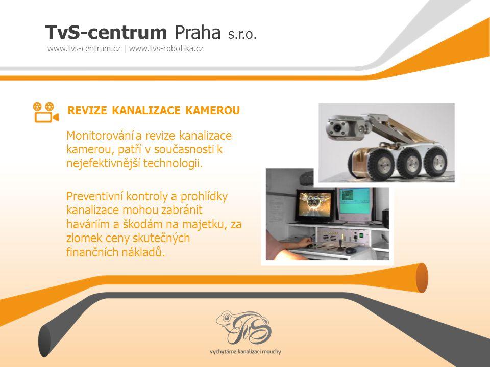 Monitorování a revize kanalizace kamerou, patří v současnosti k nejefektivnější technologii.