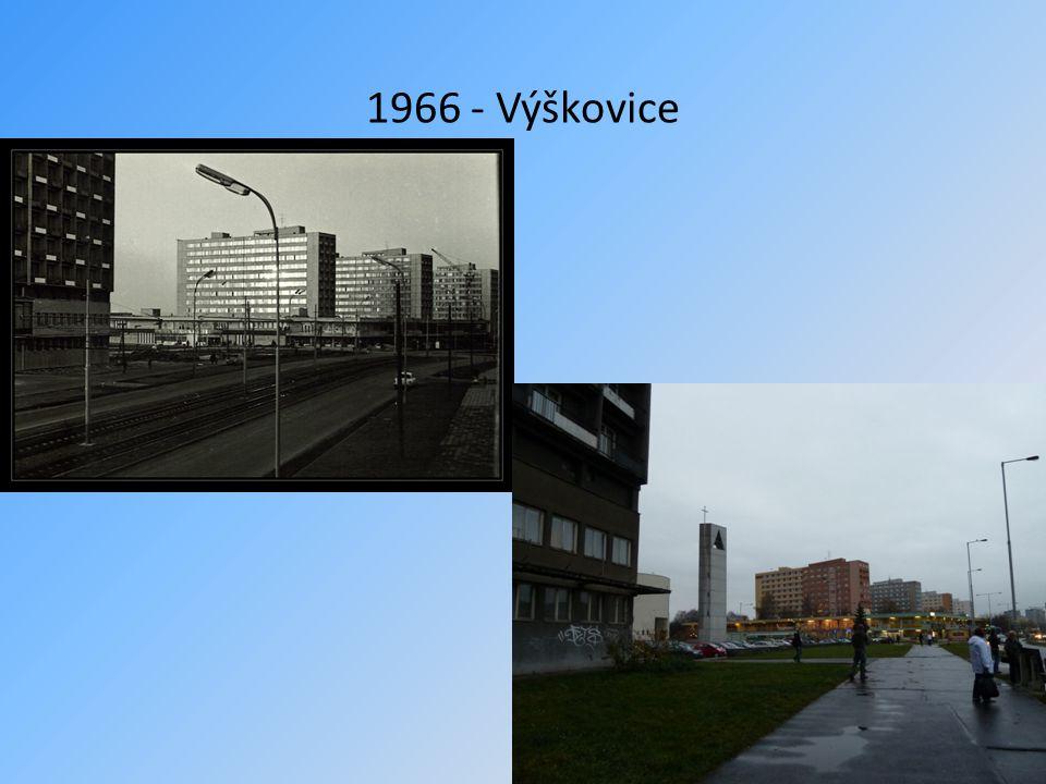 1966 - Výškovice
