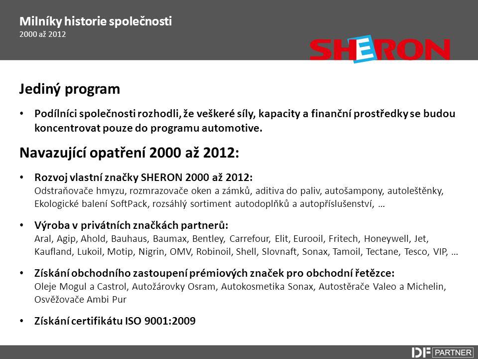 """Jaro 2010 – rozhodnutí: """"Vybudujeme nový areál společnosti! Co bylo na začátku."""