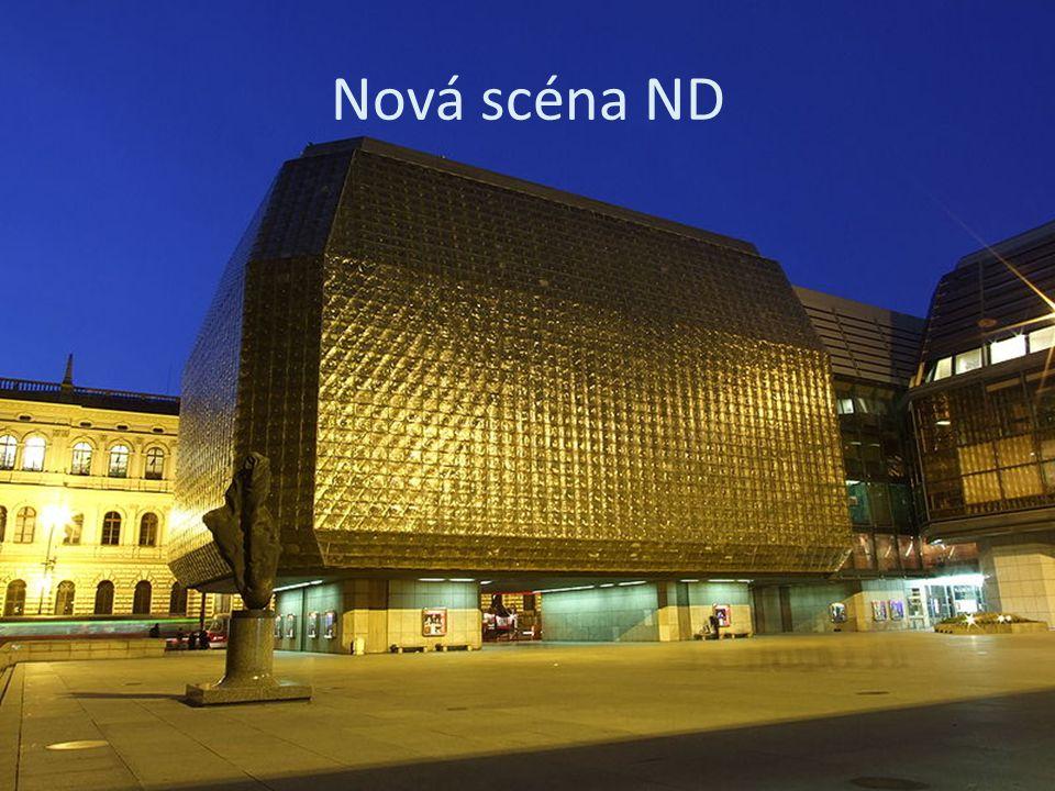 Nová scéna ND
