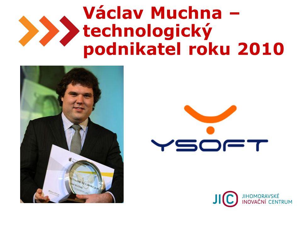 23 Václav Muchna – technologický podnikatel roku 2010