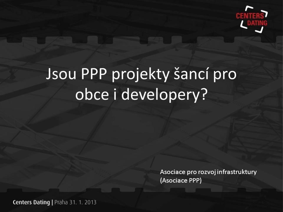 Kde je místo PPP projektů.