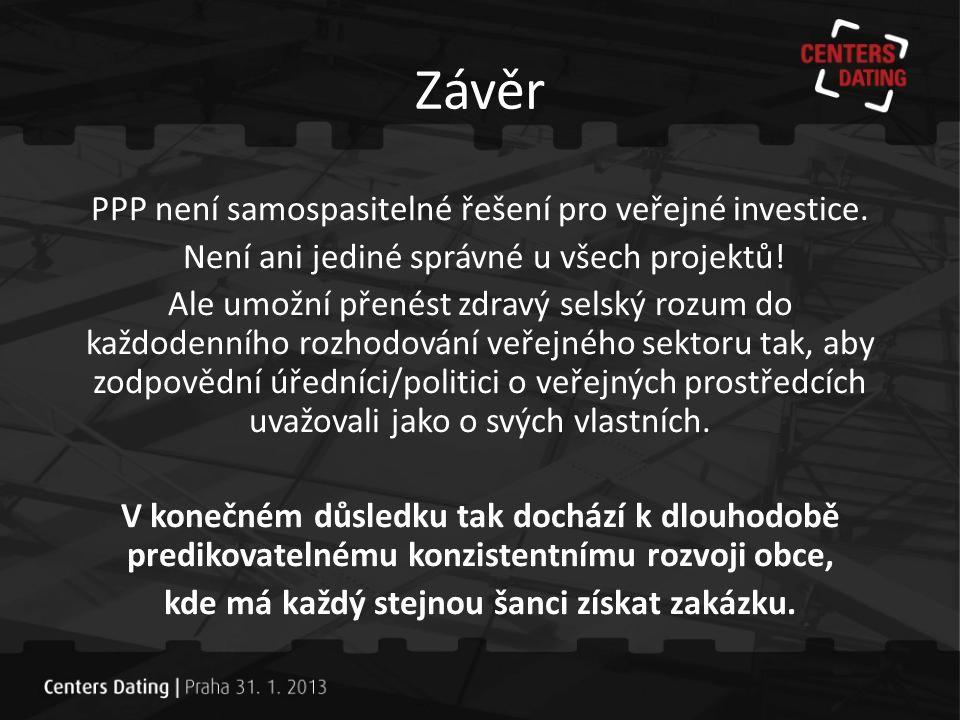 39 www.asociaceppp.cz Vladimír Sloup sloup@asociaceppp.cz +420 725 743 343