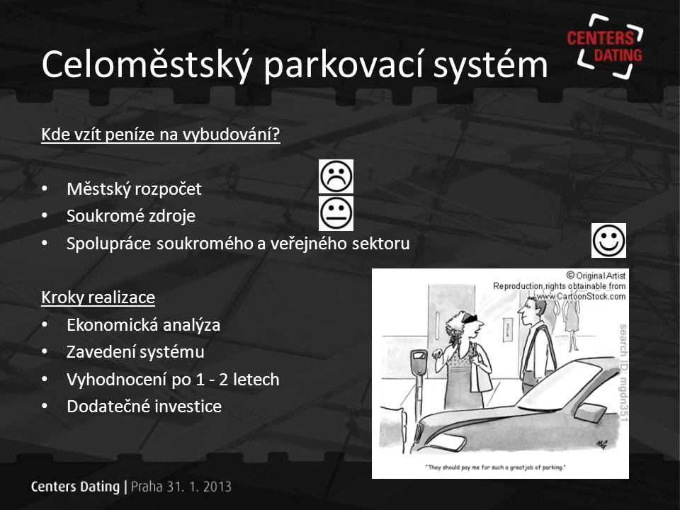 Systémy parkování ve městech - řešení • Kdy je potřeba • Velikost města (spádová oblast a systémy řešení) • Základní otázky: – Je investice opravdu nutná.