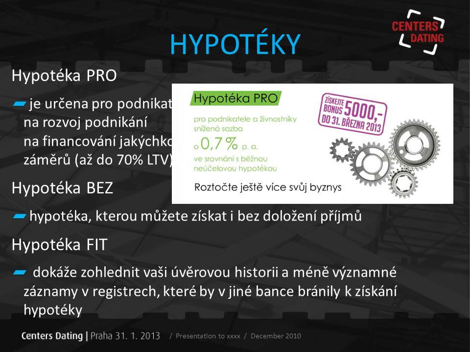 Těšíme se na zajímavé obchody  FIRMY@equabank.cz
