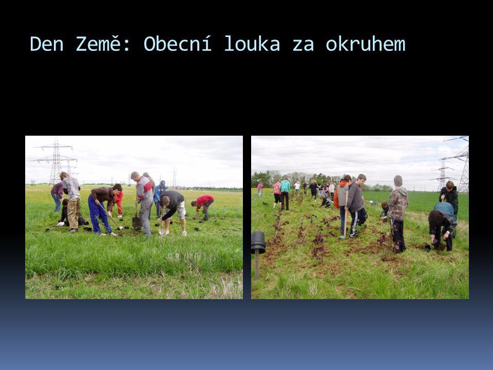Den Země: Obecní louka za okruhem