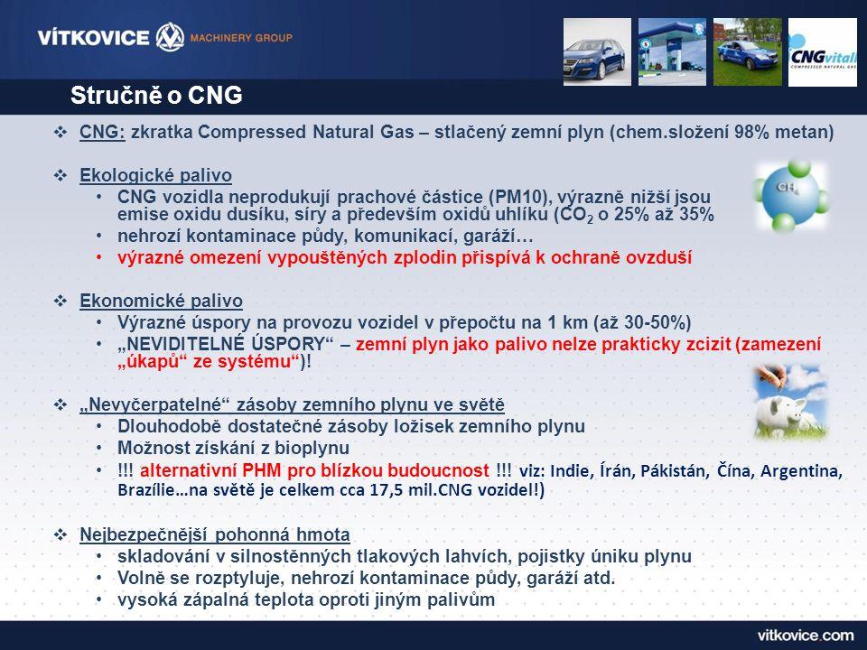 CNG lokomotiva řady 714.8 (jednomotorová) Technické parametry: Délka přes nárazníky 14 290 mm Šířka 3 100 mm Výška 4 165 mm Rozvor podvozků 7 600 mm Hmotnost 64 t Hmotnost na nápravu 16 t Palivo stlačený zemní plyn (CNG) Typ spalovacího motoru Caterpillar 3412G Zdvihový objem spalovacího motoru 27 l Uspořádání spalovacího motoru vidlicový dvanáctiválec Popis spalovacího motoru elektronicky řízený zážehový motor přeplňovaný dvěma paralelně řazenými turbodmychadly a mezichladičem plnícího vzduchu Zásoba paliva vodní objem 4 354l 650 kg CNG při 200 Bar Přenos výkonu elektrický AC/DC Jmenovitý výkon 600 kW / 1 800 ot./min.