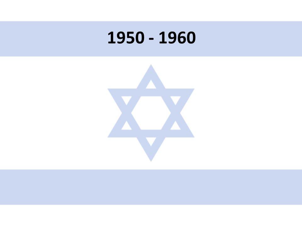 • Problémy s imigranty (ubytování, práce …) • Osídlování Negevské pouště, která zabírá cca 70% plochy země – města, kibuci … • Bouřlivé projednávání zda přijmout německé reparace (865 000 000 $) – hrozila občanská válka • Spory o vodu s Jordánskem • Založen jaderný program