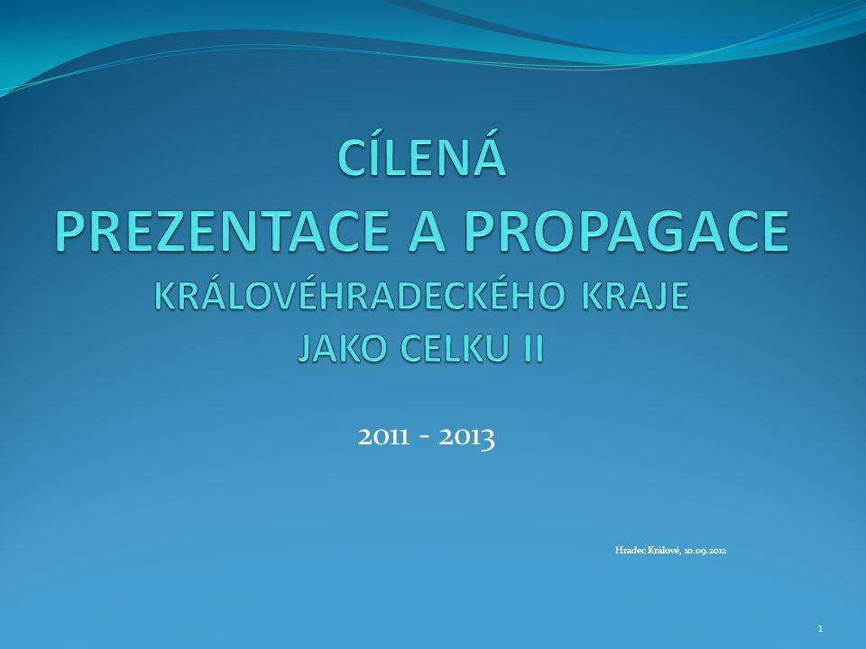 2011 - 2013 Hradec Králové, 10.09.2012 1
