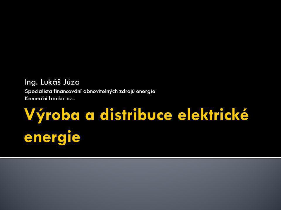 Ing. Lukáš Jůza Specialista financování obnovitelných zdrojů energie Komerční banka a.s.