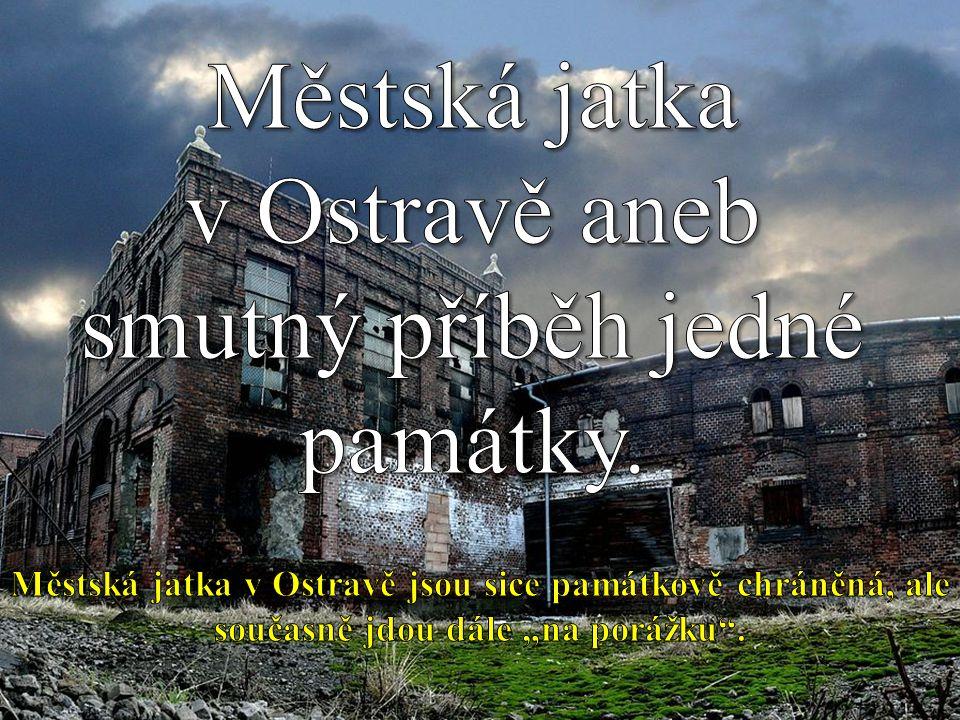 Začátky Koncem 19.století byla situace v Ostravě krizová.