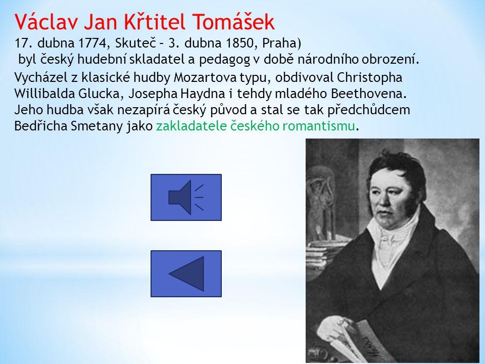 František Xaver Dušek (8. prosince 1731 Chotěborky u Jaroměře - 12. února 1799 Praha) byl český hudební skladatel a jeden z nejvýznamnějších harfeníků