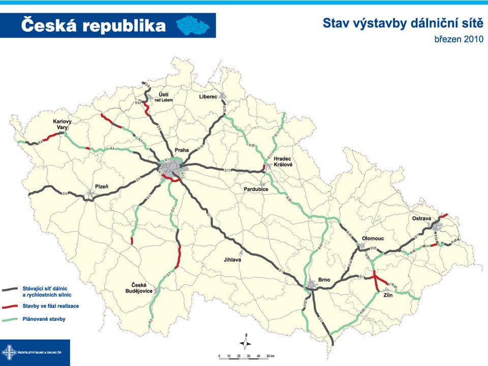 • Příspěvková organizace zřízená Ministerstvem dopravy ČR • Zabezpečení výstavby a modernizace dálnic a silnic I. třídy • Zabezpečení správy, údržby a