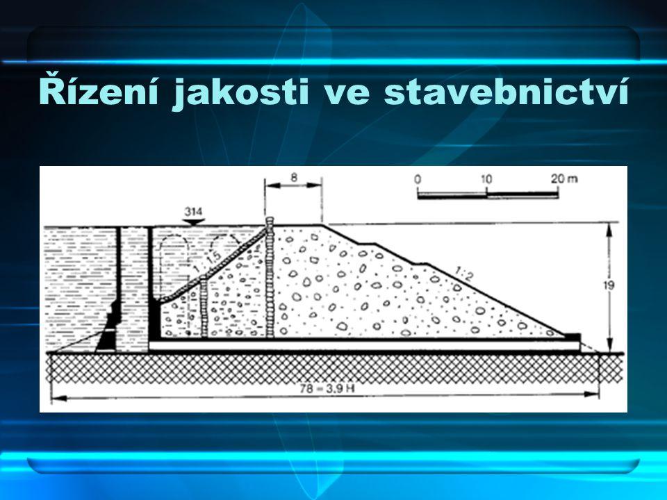 Řízení jakosti ve stavebnictví