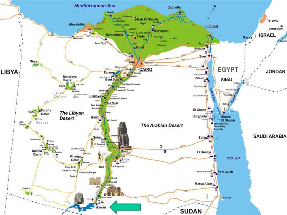 Asuánská přehrada je pojmenování dvou přehrad na řece Nil v jižním Egyptě.