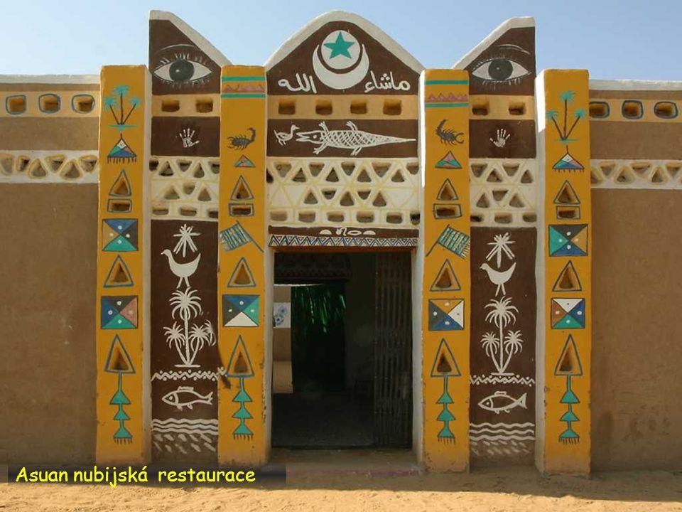 Nubijská vesnice