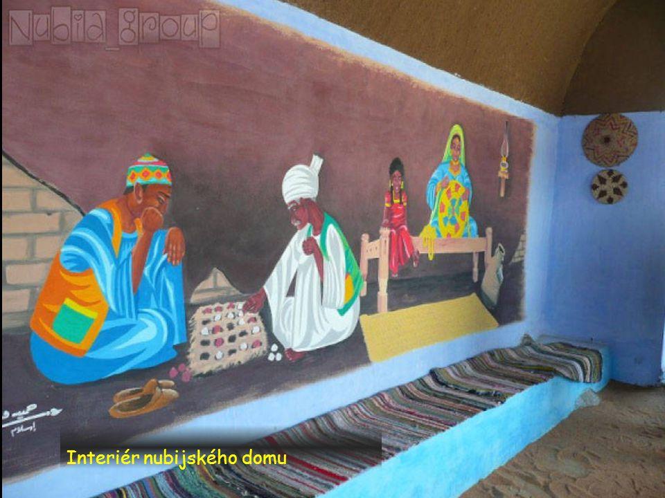 Asuan nubijská restaurace