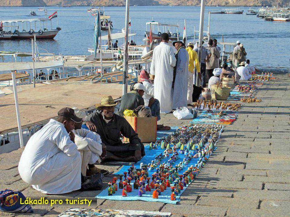 Nubijské souveniers
