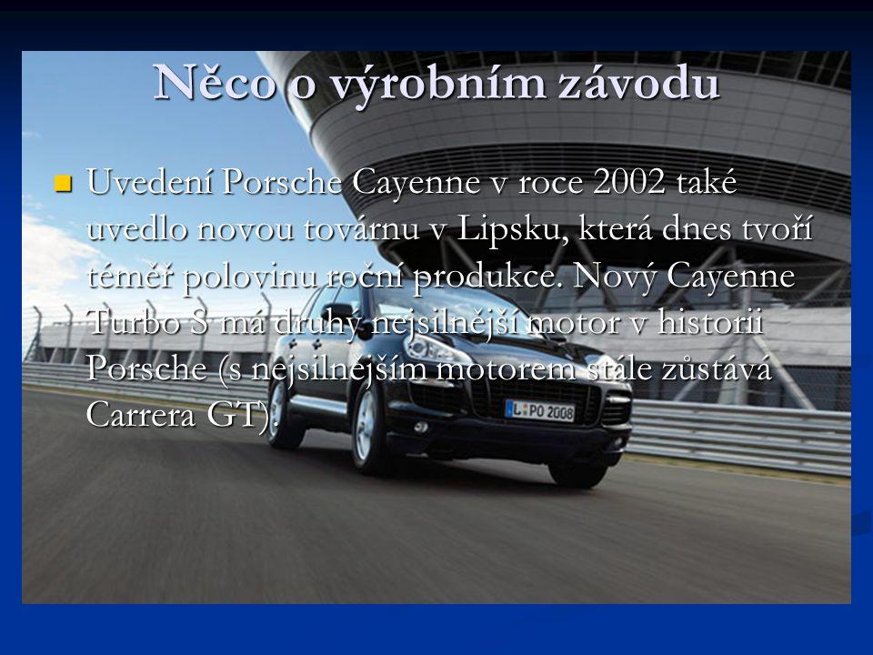  V 2004 byla v Lipsku zahájená produkce Carrery GT, která je s cenou 450 000 eur nejdražším modelem, jaký kdy Porsche postavilo.